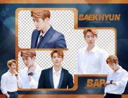 Pack Png #656 // Baekhyun (EXO) by BEAPANDA