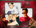 Pack Png #666 // Kai (EXO) (THE WAR)