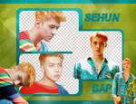 Pack Png #668 // Sehun (EXO) (THE WAR)