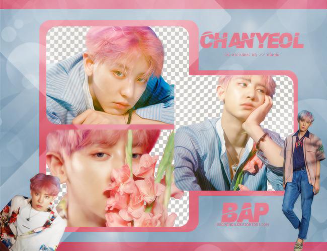 Pack Png #669 // Chanyeol (EXO) (THE WAR) by BEAPANDA