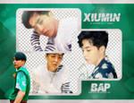 Pack Png #671 // Xiumin (EXO) (THE WAR)