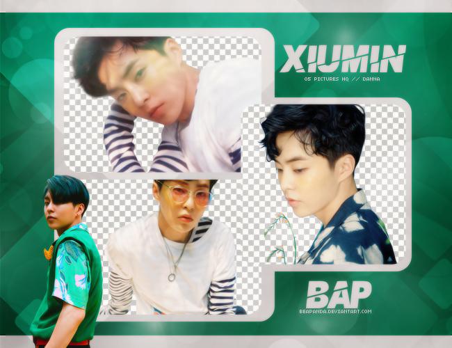 Pack Png #671 // Xiumin (EXO) (THE WAR) by BEAPANDA
