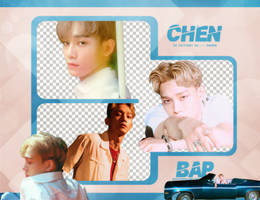Pack Png #672 // Chen (EXO) (THE WAR) by BEAPANDA