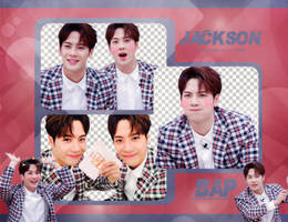 Pack Png 675 // Jackson (GOT7) by BEAPANDA