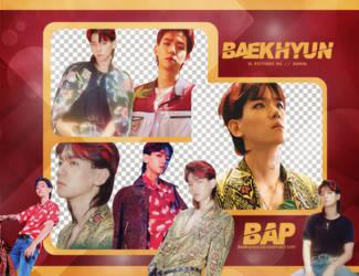 Pack Png #679 // Baekhyun (EXO) (THE WAR) by BEAPANDA