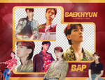 Pack Png #679 // Baekhyun (EXO) (THE WAR)