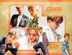 Pack Png #682 // Chen (EXO) (THE WAR)