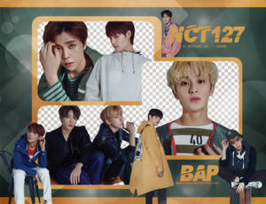Pack Png #687 // NCT 127
