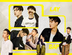 Pack Png #689 // Lay (EXO)