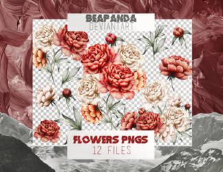 Renders 017 // Flowers Pngs by BEAPANDA