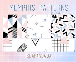 Patterns 003 // Memphis by BEAPANDA