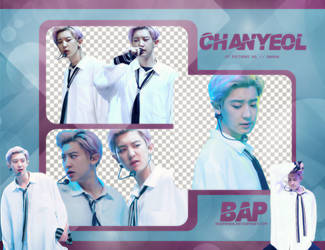 Pack Png 700 // Chanyeol (EXO) by BEAPANDA