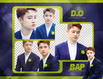 Pack Png 701 // D.O (EXO)