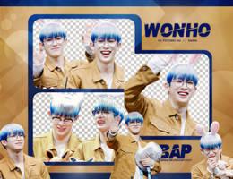 Pack Png 703 // Wonho (MONSTA X) by BEAPANDA