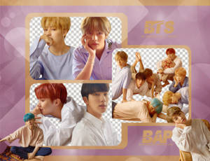 Pack Png 708 // BTS (Love Yourself - Her) (L Ver)