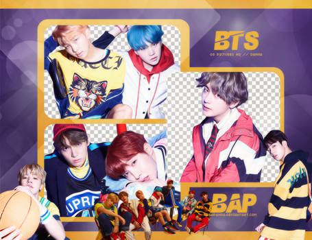 PACK PNG | BTS (Love Yourself - Her) (E Ver)