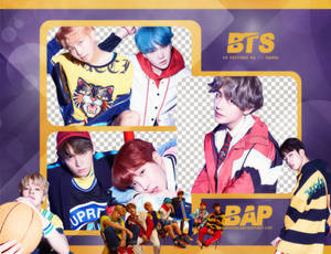 Pack Png 710 // BTS (Love Yourself - Her) (E Ver)