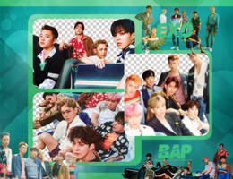 Pack Png 719 // EXO (THE WAR) by BEAPANDA