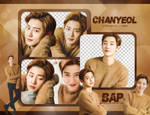 Pack Png 742 // Chanyeol (EXO)