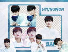 Pack Png 748 // Hyungwon (MONSTA X) by BEAPANDA