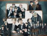 PACK PNG | BTS (Japan Prime Magazine 170202)