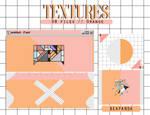 Textures 048 // Orange (Serendipity)