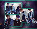 Pack Png 772 // MONSTA X