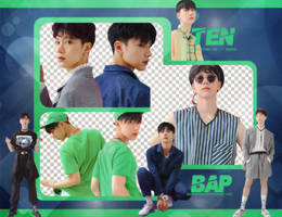 Pack Png 782 // Ten (NCT) by BEAPANDA