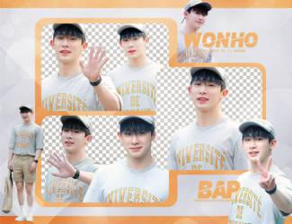 Pack Png 785 // Wonho (MONSTA X)