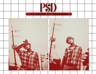 PSD Coloring 016 ~