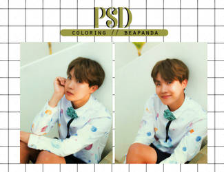 PSD Coloring 017 ~
