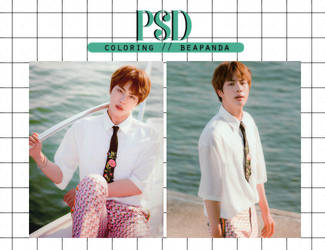 PSD Coloring 018 ~