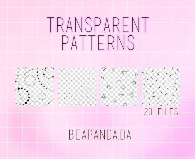 Patterns 007 // Transparent