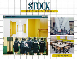 Stock 012 // School by BEAPANDA