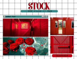 Stock 013 // Red