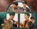 Pack Png 803 // EXO (UNIVERSE)