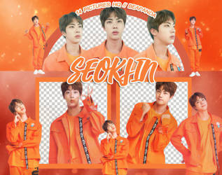Pack Png 873 // Jin (BTS)
