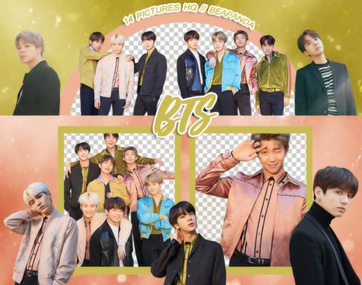 Pack Png 890 // BTS (Billboard 2018)