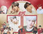 Pack Png 895 // BTS (Non-no Magazine 2018)
