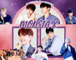 Pack Png 897 // MONSTA X