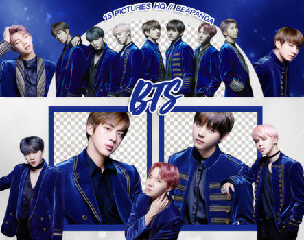 Pack Png 907 // BTS (Blood, Sweat and Tears)