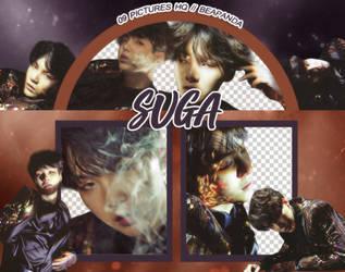 Pack Png 914 // Suga (WINGS) (BTS) by BEAPANDA