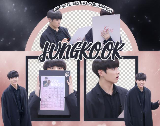 Pack Png 921 // Jungkook (BTS)