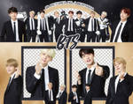 Pack Png 931 // BTS