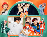 Pack Png 932 // BTS