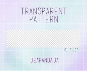 Patterns 010 // Transparent (like png background)