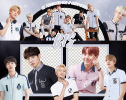 Pack Png 987 // BTS by BEAPANDA