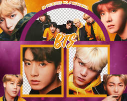 Pack Png 995 // BTS (Face Yourself) by BEAPANDA