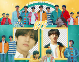 Pack Png 997 // BTS (Euphoria of LY Wonder) by BEAPANDA