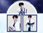 Pack Png 998 // Jin (Dope) (BTS)